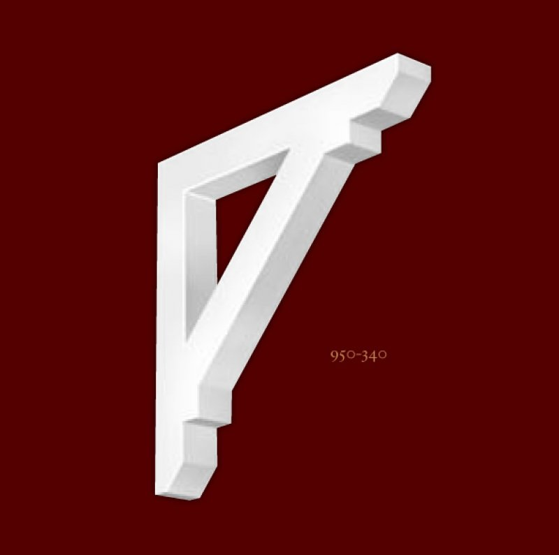 Architectural urethane polyurethane brackets corbels for Architectural corbels and brackets