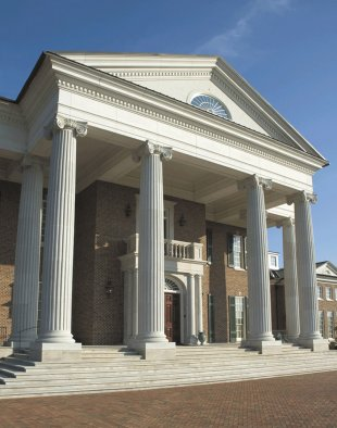 Pillars porch pillars fiberglass pillars melton classics for Fiberglass architectural columns