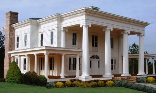 In Addition To Our Classical Pillars Selection, Melton Classics Also Offers  Round Or Square Contemporary, Arts And Crafts, And Craftsman Designs, ...