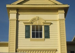 Architectural Urethane Window Features